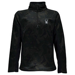 Spyder Outbound Stryke Kids Sweater, Mini Guard Camo-Black, 256