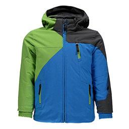 Spyder Mini Ambush Toddler Ski Jacket, French Blue-Fresh-Polar, 256