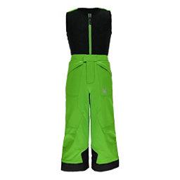 Spyder Mini Expedition Toddler Boys Ski Pants, Fresh-Black, 256