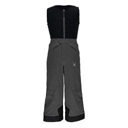 Spyder Mini Expedition Toddler Boys Ski Pants, Polar-Black, 256