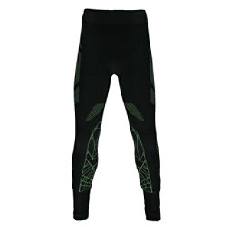 Spyder Racer Kids Long Underwear Bottom, Black-Fresh, 256
