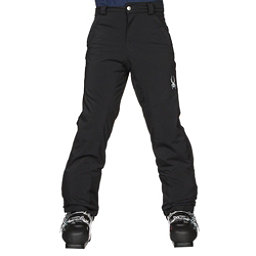 Spyder Vixen Girls Ski Pants, Black, 256