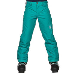 Spyder Mimi Girls Ski Pants, Baltic, 256