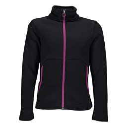 Spyder Endure Girls Sweater, Black, 256