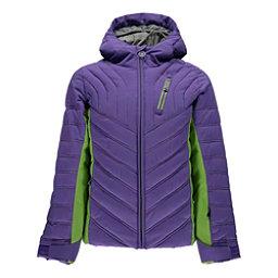 Spyder Hottie Girls Ski Jacket, Iris-Fresh, 256