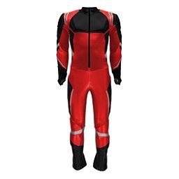 Spyder Performance GS Race Suit, Red-Black-Polar, 256