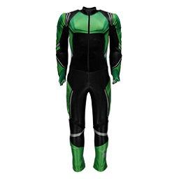 Spyder Performance GS Race Suit, Black-Fresh, 256