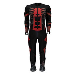 Spyder Nine Ninety Boys Race Suit, Black-Red-White, 256