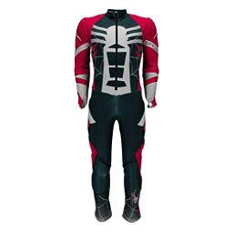 Spyder Nine Ninety Boys Race Suit, Frontier-Red-White, 256