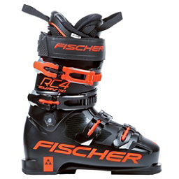 Fischer RC4 The Curv 130 Race Ski Boots 2018, , 256
