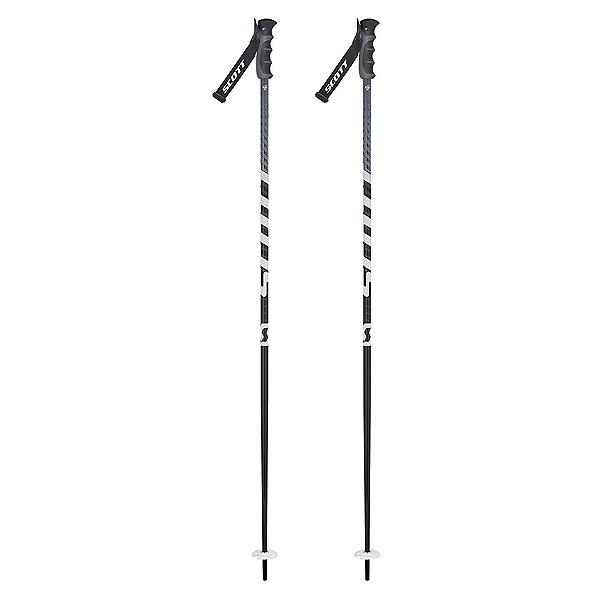 Scott Punisher Ski Poles 2018, Black, 600