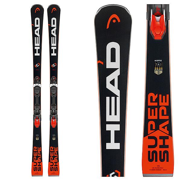 Head Supershape i.Rally Skis with PRD 12 Bindings 2018, , 600