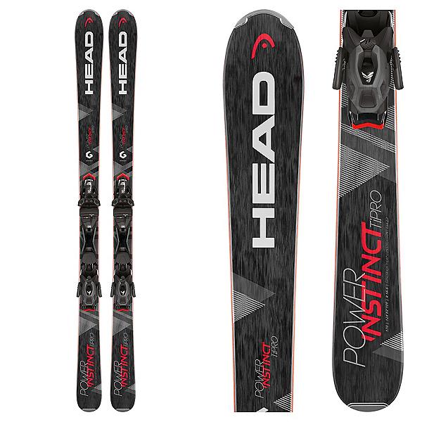 Head Power Instinct Ti Pro Skis with PRD 12 Bindings 2018, , 600