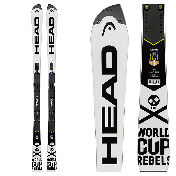 Head WC Rebels i.SL RD Race Skis 2018, , 600