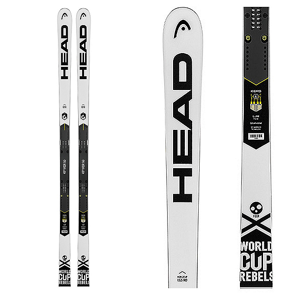 Head Worldcup Rebels i.GS RD Race Skis 2018, , 600
