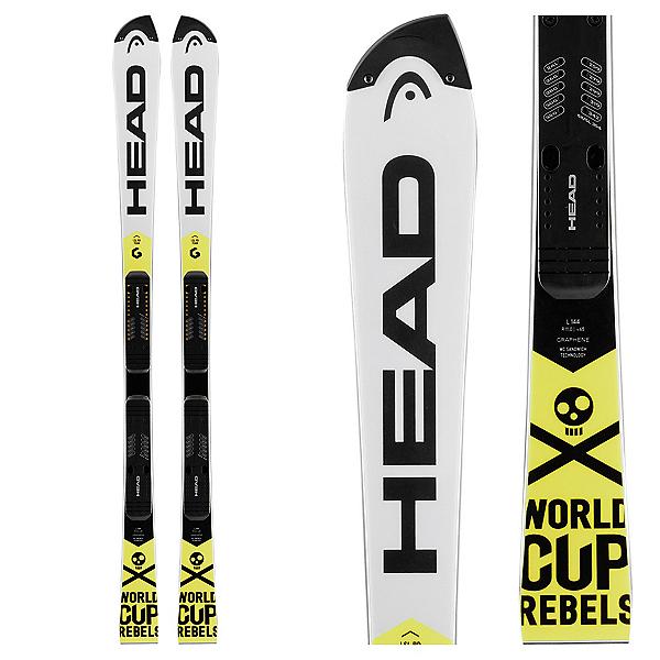 Head WC Rebels i.SL RD Team Junior Race Skis 2018, , 600