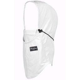 BlackStrap The Team Hood Balaclava, White, 256