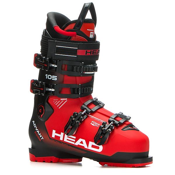 Head Advant Edge 105 Ski Boots 2018, Red-Black, 600