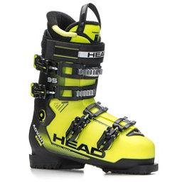 Head Advant Edge 95 Ski Boots 2018, Yellow-Black, 256