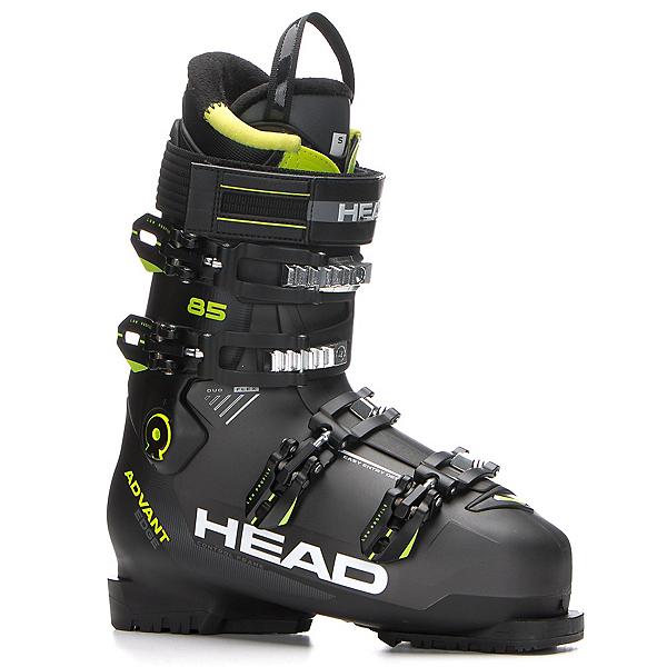 Head Advant Edge 85 Ski Boots 2018, Anthracite-Black, 600