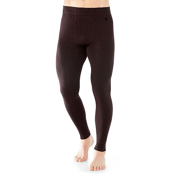 SmartWool Merino 250 Base Layer Mens Long Underwear Pants, Sumatra Heather, 600