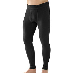 SmartWool Merino 250 Base Layer Mens Long Underwear Pants, Black, 256