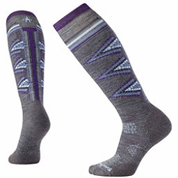 SmartWool PhD Ski Light Pattern Womens Ski Socks, , 256