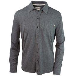 Purnell Jersey Knit Button-Up Mens Shirt, , 256
