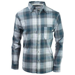 Purnell Reflection Performance Plaid Flannel Shirt, , 256