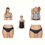 Next Yoga Mediate Bra Bathing Suit Top & Next Good Karma Chopra Bathing Suit Set, , medium