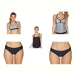 Next Yoga Mediate Bra Bathing Suit Top & Next Good Karma Chopra Bathing Suit Set, , 256