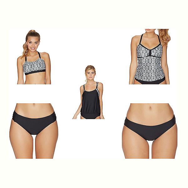 Next Yoga Mediate Bra Bathing Suit Top & Next Good Karma Chopra Bathing Suit Set, , 600
