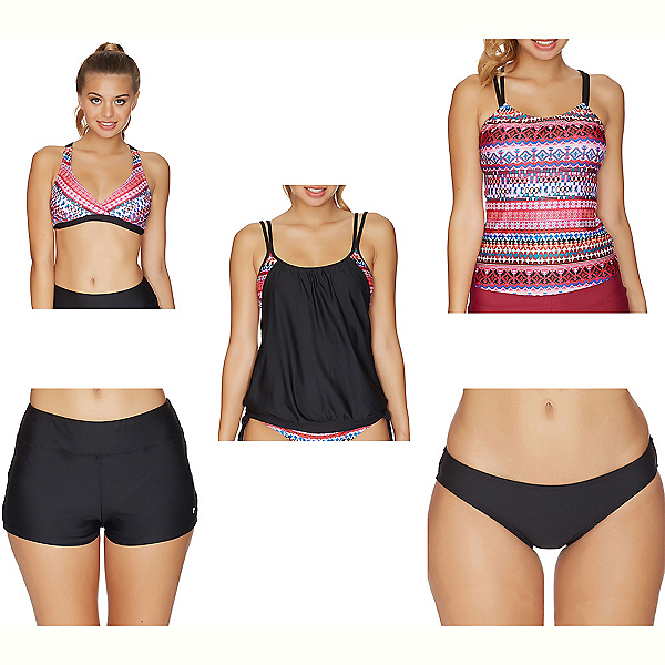 Next Body Renewal 28 Min Bathing Suit Top & Next Good Karma Jump Start Bathing Suit Set, , 600