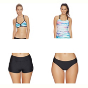 Next OM In Training 2 Bathing Suit Top & Next Good Karma Jump Start Bottoms Bathing Suit Set, , medium