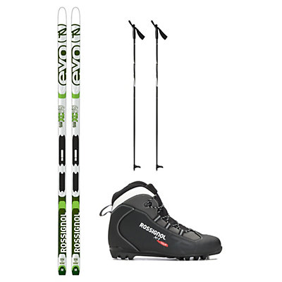 Rossignol Evo Glide Cross Country Package
