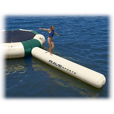 Rave Aqua Log Small - Northwood's Edition Water Trampoline Attachment, , viewer