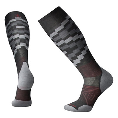 SmartWool PHD Ski Light Elite Pattern Socks