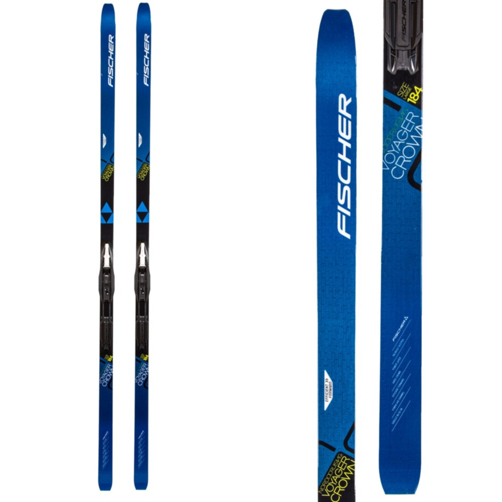 Fischer Voyager EF Cross Country Skis