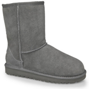 UGG Australia Classic Girls Boots, Grey, medium