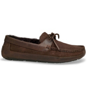 UGG Australia Byron Mens Slippers, Cappuccino, medium