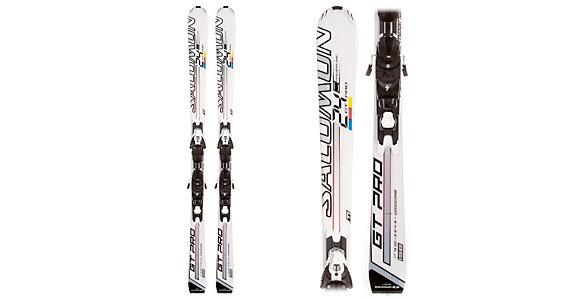 Ski Salomon 24 GT power + fixations