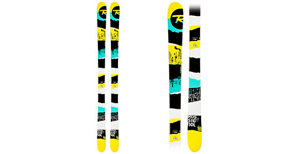 rossignol sprayer flat skis 2014. Black Bedroom Furniture Sets. Home Design Ideas