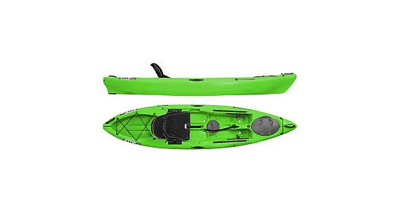 Wilderness systems ride 115 kayak 2016 for Fishing kayak under 300