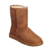 UGG Australia Classic Short Womens Boots, Chestnut, medium