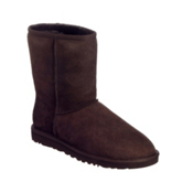 UGG Australia Classic Short Womens Boots, Chocolate, medium
