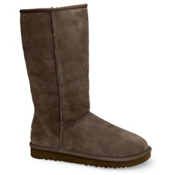 UGG Australia Classic Tall Womens Boots, Chocolate, medium