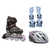 Bladerunner Formula 82 Womens with Lux Activa 3 Pad Pack, , medium