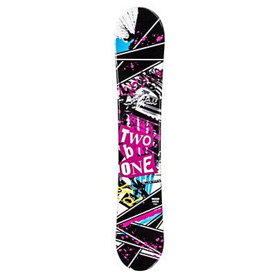 2B1 Arise Rocker Snowboard, , viewer