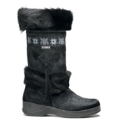 Tecnica Skandia Fur Womens Boots, Black, medium