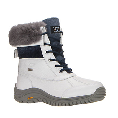 UGG Adirondack II Womens Boots, Otter, viewer